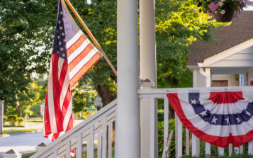 Homeowner Rights to Fly Flag